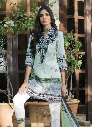 Sahil Designer Embroidered Cotton Collection Vol 14 09B