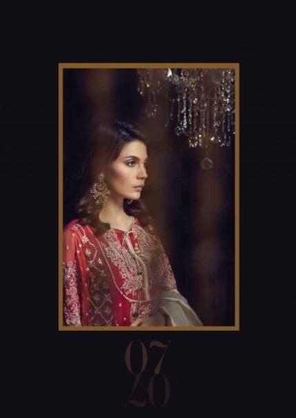 Aayra Chiffon Collection 2018 AR-07