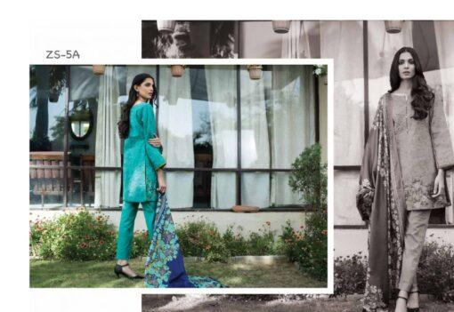 Sahil Designer Embroidered Cotton Collection Vol 14 05A