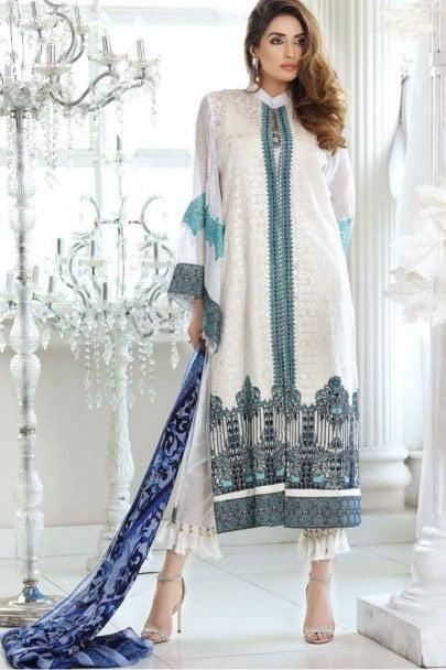 ZARQASH Designer Luxury Summer Collection 03