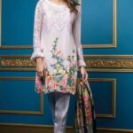 Al Dawood Satin Stiches Exclusive Embroidered Collection 2018 06