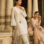 Qalamkar Luxury Festive Collection 2018 Aafreen 09