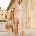Qalamkar Luxury Festive Collection 2018 Nilufar 11