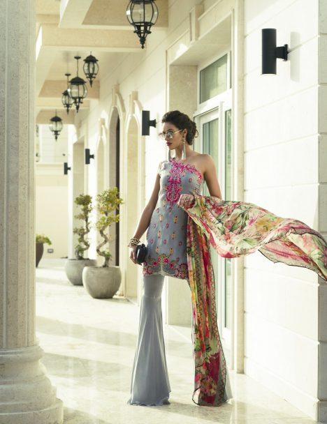 Aamna Aqeel Luxury Silk Festive Collection 2018 03