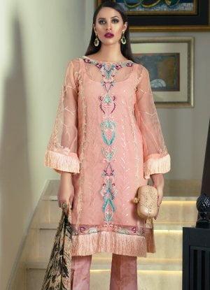 Aamna Aqeel Luxury Silk Festive Collection 2018 06
