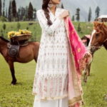 Zara Shahjahan Luxury Lawn Collection Vol 2 2018 04