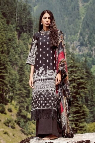 Zara Shahjahan Luxury Lawn Collection Vol 2 2018 08