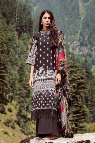 Zara Shahjahan Luxury Lawn Collection Vol 2 2018 08