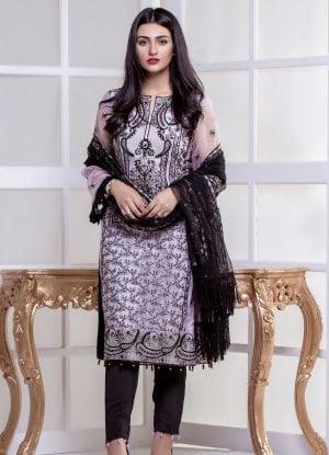 Mahrukh Luxury Chiffon Collection 2018 09