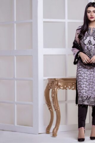 Mahrukh Luxury Chiffon Collection 2018 09