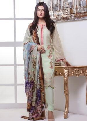 Mahrukh Luxury Chiffon Collection 2018 10