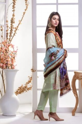 Mahrukh Luxury Chiffon Collection 2018 10