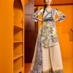 Ittehad Dastaan Luxury Lawn Collection 2018 Dastur-E-Mohabbat