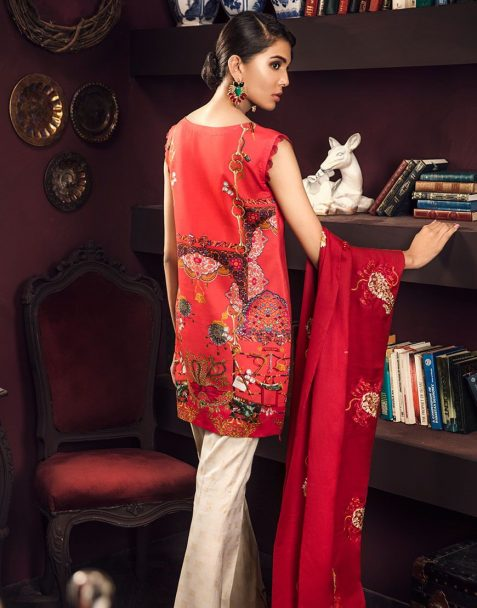 Zinnia Luxury Linen Collection 2018 2036B