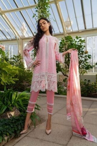SOBIA NAZIR LUXURY LAWN COLLECTION 2019 10B