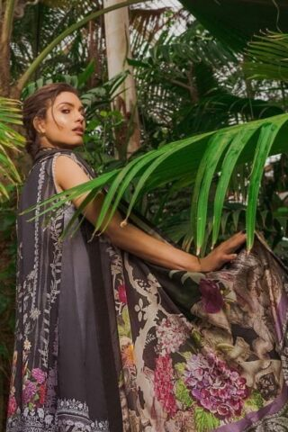 SOBIA NAZIR LUXURY LAWN COLLECTION 2019 13B