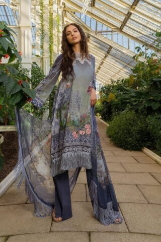 SOBIA NAZIR LUXURY LAWN COLLECTION 2019 15A