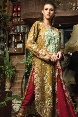 ZAINAB QAYOOM LUXURY CHIFFON COLLECTION 2019 02