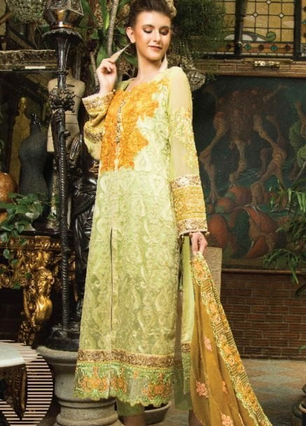 ZAINAB QAYOOM LUXURY CHIFFON COLLECTION 2019 04