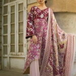 Tena Durrani Winter Shawl Collection by ALZOHAIB - TD 04A-1