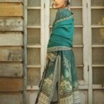 Tena Durrani Winter Shawl Collection by ALZOHAIB – TD 05-2