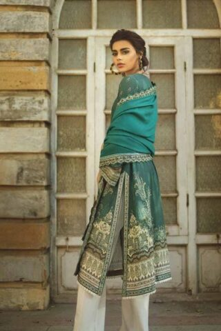 Tena Durrani Winter Shawl Collection by ALZOHAIB - TD 05-2