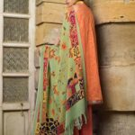 Tena Durrani Winter Shawl Collection by ALZOHAIB – TD 06A-2