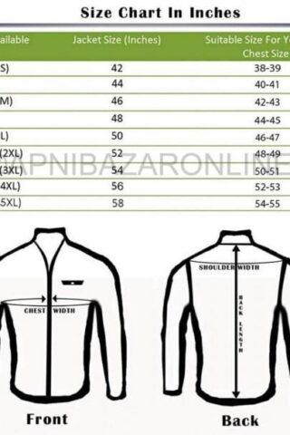 WOMEN-Jacket-size-Chart