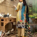 Maira Ahsan Embroidered Linen Palachi Collection 03c