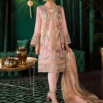 Iznik Luxury Velvet Unstitched 3 Pcs Collection 2020 - Winter Collection ILV-10 Ballerina