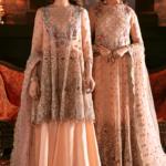 Imrozia Embroidered Chiffon Unstitched 3pcs Suit 2020 Collection IMPC20 107 Peche Floraison