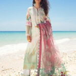 Rang Rasiya Luxury Lawn Unstitched 3 Piece Suit RRL-107 Lawn Collection