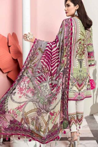 Viva by Anaya Embroidered Lawn Unstitched 3 Piece Suit AVL20-05-B - Summer Collection