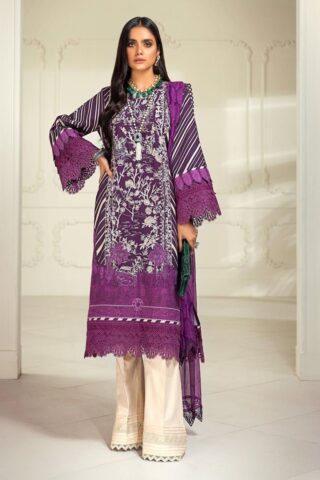 Muzlin by Sana Safinaz Wool Unstitched 3 Piece Suit MWSS20 11B - Winter Collection