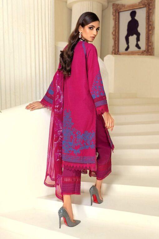 Muzlin by Sana Safinaz Wool Unstitched 3 Piece Suit MWSS20 15B – Winter Collection