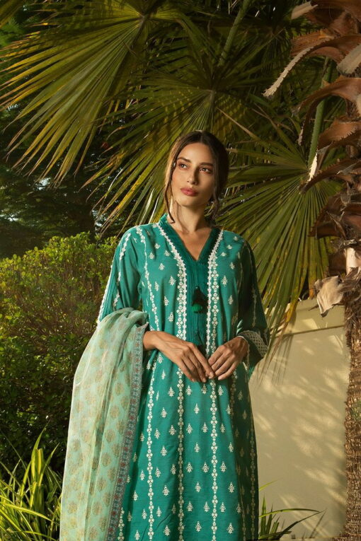 Sobia Nazir Khaddar Unstitched 3 Piece Suit SNWC20 06B – Winter Collection