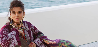 Elan Embroidered Lawn Collection 2020