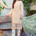 Mprints by Maria B Printed Lawn Unstitched 3 Piece Suit 11 B - Summer Collection