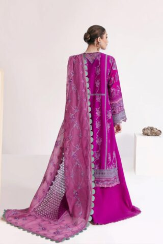 Selene By Republic WomensWear Embroidered Luxury Lawn Unstitched 3 Piece Suit 03A Shahwar – Summer Collection
