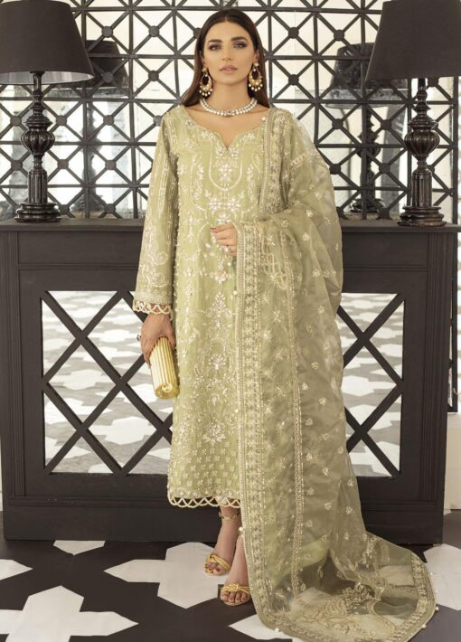 Gulaal Embroidered Grip Unstitched 3 Piece Suit 2021 D 08 – Luxury Collection