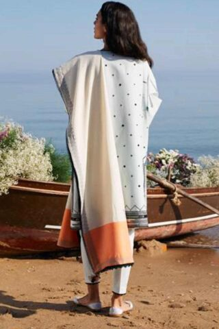 Coco by Zara Shahjahan Embroidered Lawn Unstitched 3 Piece Suit 2021 07 – B  – Luxury Collection