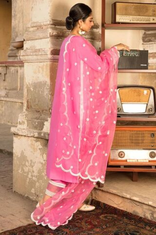 Vital by Sobia Nazir Embroidered Lawn Unstitched 3 Piece Suit 2021 10 B – Summer Collection